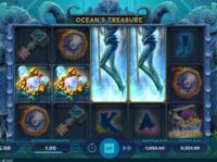 Ocean's Treasure — NetEnt