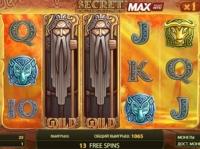 Secret of the Stones MAX — NetEnt