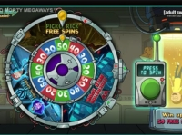 Rick and Morty Megaways — Blueprint Gaming