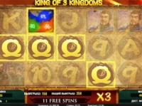 King of 3 Kingdoms — NetEnt