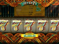 Seven 7s — Microgaming