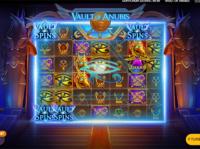 Vault of Anubis — NetEnt/Red Tiger Gaming
