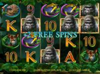 Gorilla Kingdom — NetEnt