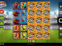 Football Star Deluxe — Microgaming