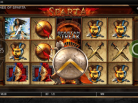 Fortunes of Sparta — Blueprint Gaming