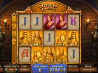 Arthur's Fortune — Yggdrasil Gaming