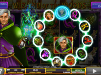 Wizard of the Woods — Microgaming