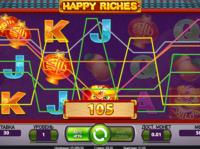 Happy Riches — NetEnt