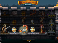 Fortress Charge — Microgaming