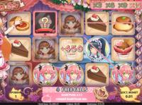 Magic Maid Cafe — NetEnt