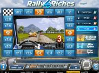 Rally 4 Riches — Play'n GO