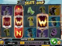 Nyjah Huston: Skate for Gold — Play'n GO