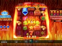 Diamond Inferno — Microgaming