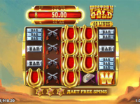 Western Gold — Microgaming