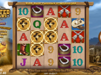 Wanted Outlaws — Microgaming