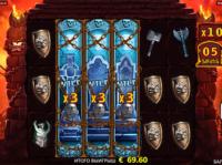 Warrior Graveyard xNudge — Nolimit City