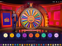 Mega Wheel — Pragmatic Play