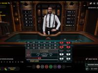 Craps Live — Evolution Gaming